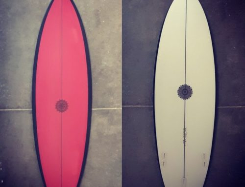Shortboard Squaretail